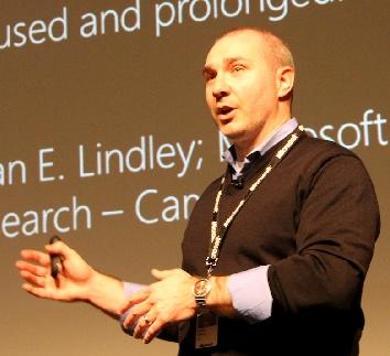 Daniel Hubbell speaking.