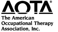 Logo for AOTA: The American Occupational Therapy Association, Inc.