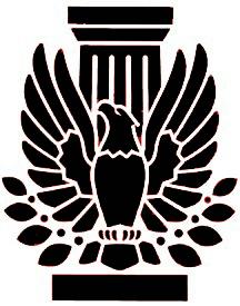 AIA logo black