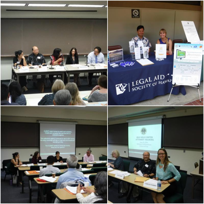 Legal Self Help: Tidbits And Thoughts . . . Legal Aid's Online News