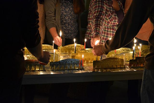 Hanukkah 1st Night