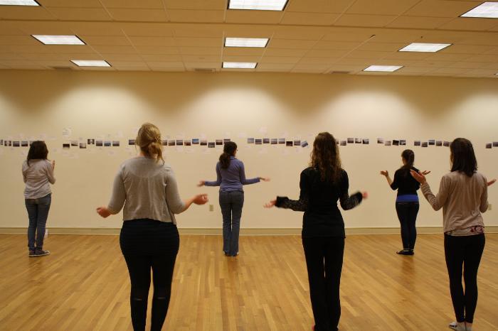 Israeli dance 1