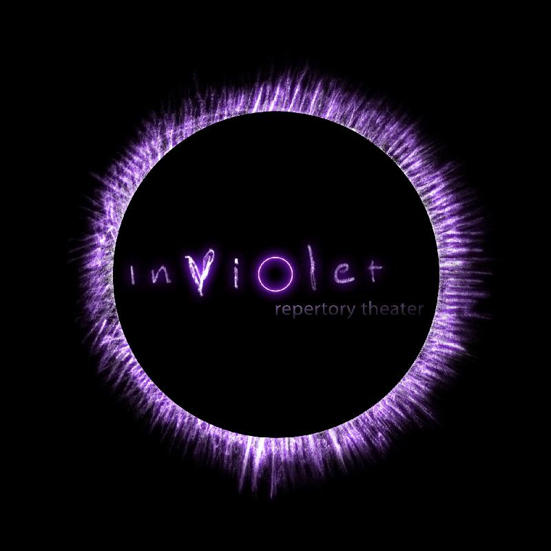 InViolet Logo with Aura