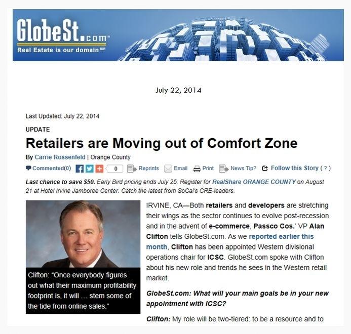 GlobeSt.com News Article