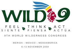 9th World Wilderness Congress logo