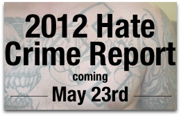 Hate Crime Announcement
