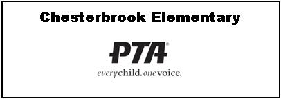 October Chesterbrook PTA Chronicle