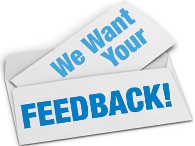 HBAM Feedback Survey