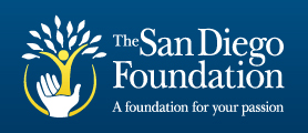 The San Diego Foundation logo