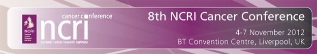 Header for the 2012 NCRI Cancer Conference