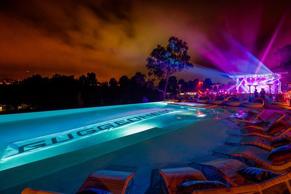 Guggenheim Pool Pic
