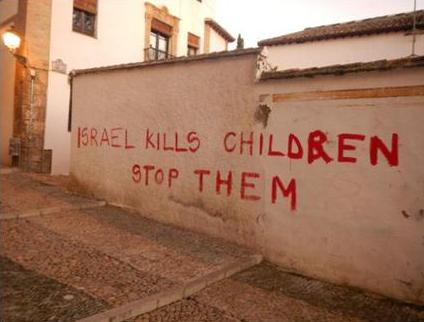 israel kills children
