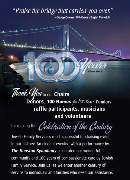 celebration of the century