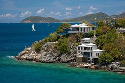 Steele Point, Tortola villa