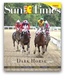 Sun Times magazine cover