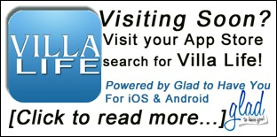 Download Villa Life app - powered by Glad to Have You