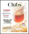 Private Clubs magazine cover