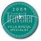 Cond� Nast top villa specialist info