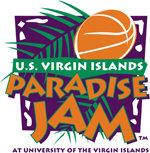 Paradise Jam official logo