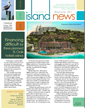 Island News issue cover