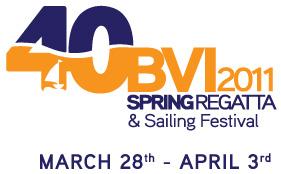 BVI Spring Regatta - official logo