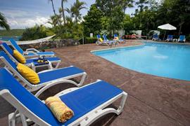 Poolside at Bellagio Estate