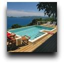 Pool at Toa-Toa House