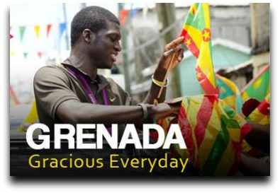 Grenada's new Gracious Everyday poster