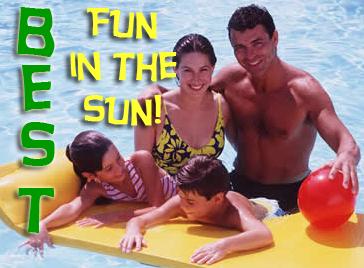 Best island fun in the sun