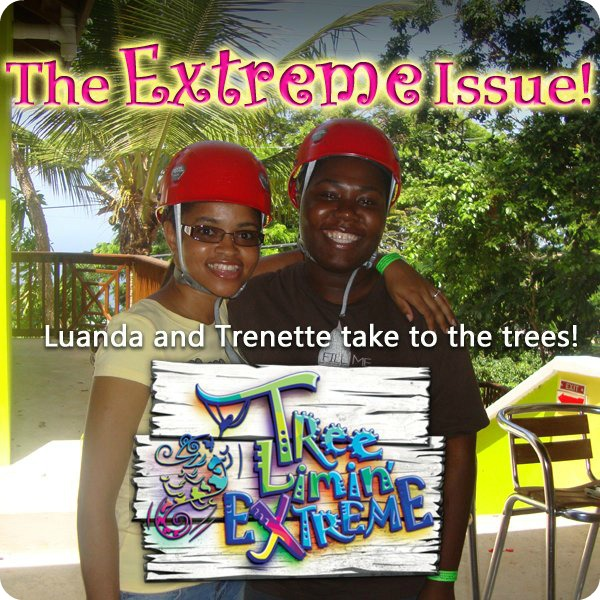 Luanda and Trenette Tree Limin Extreme
