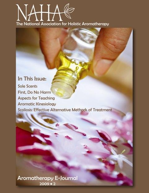 NAHA 2009.2 Journal Cover