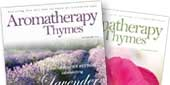 Aromatherapy Thymes Back Issues