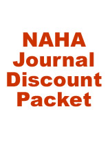 NAHA Journal Packet Special
