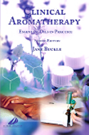 Clinical Aromatherapy Book Cover