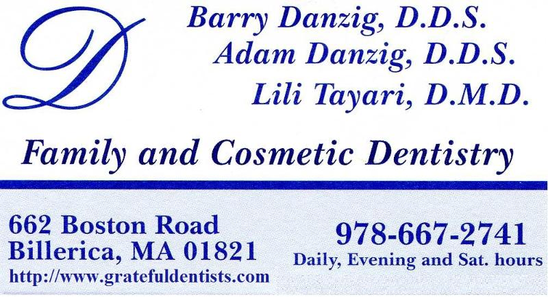 Danzing Business Card Feb 2011