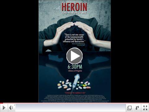 Screenshot of Heroin: The Hardest Hit video