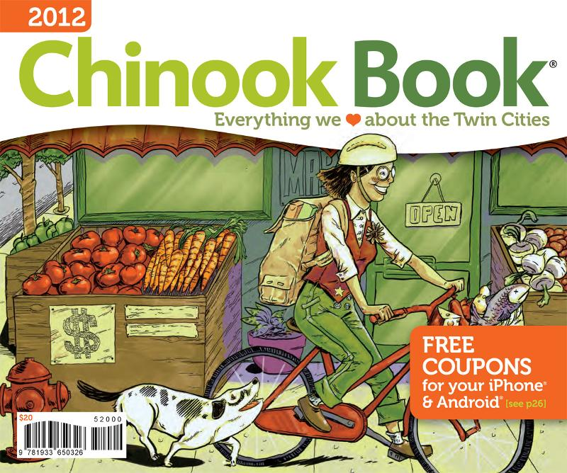 Chinook Book Cover