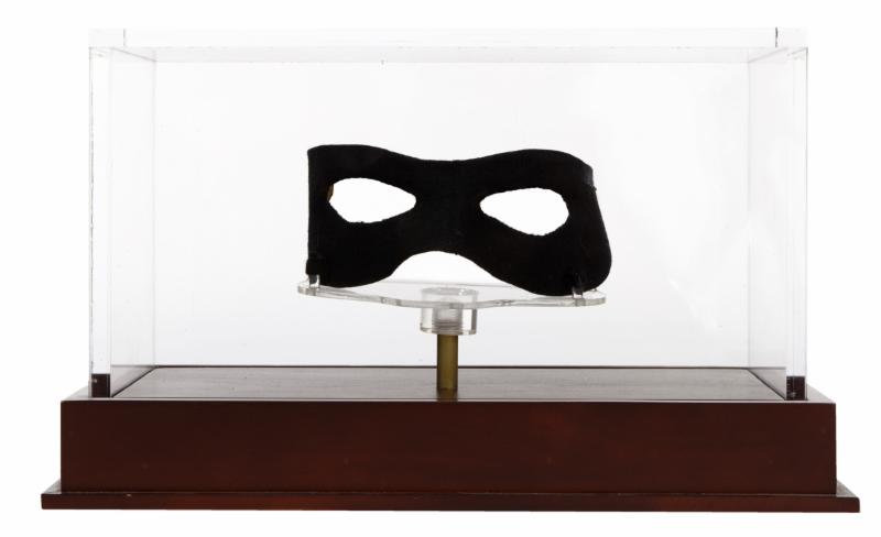 Mask + Display Case