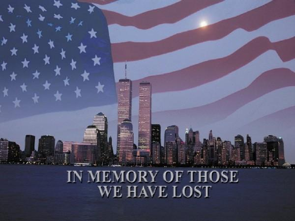 We Remember And Will Never Forget Those We Have Lost On 9 11