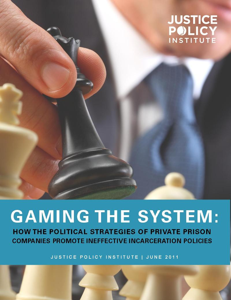 Gaming the System-COVER
