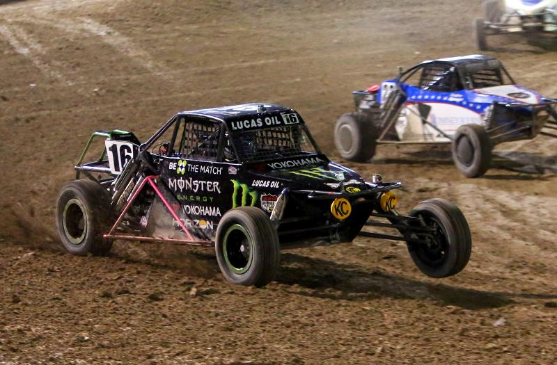 Steele racing vegas pr