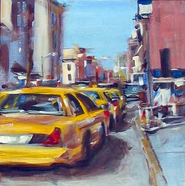 Hoboken by Anne Kullaf