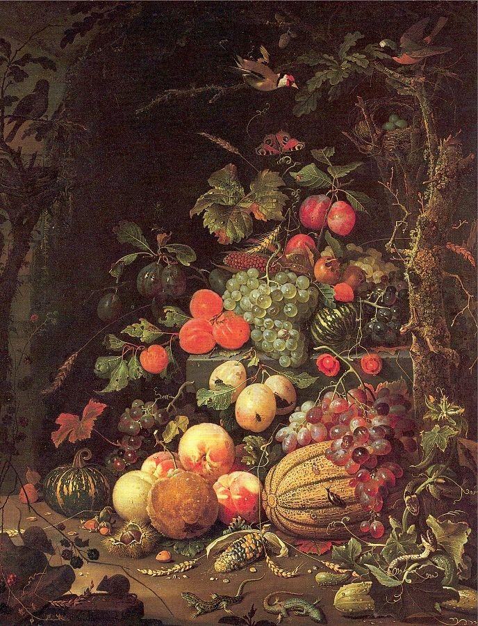 More Fruits etc