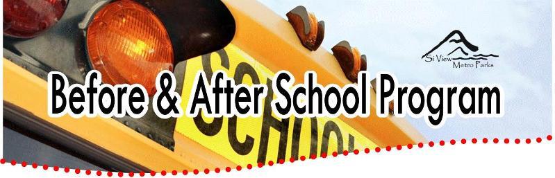 School Care Program Banner