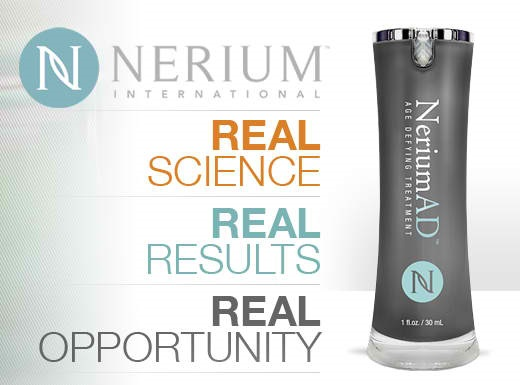 Nancy Hughes ... Nerium International