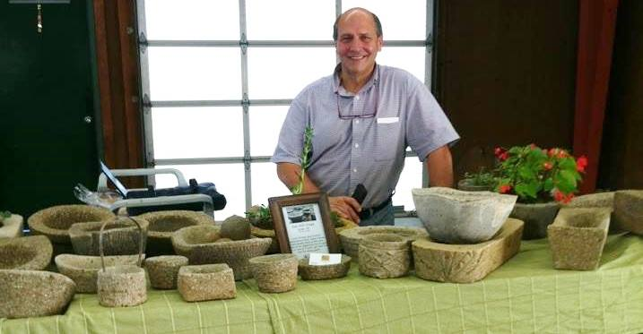 Steve Parone, Sunday Art Market, CFAC