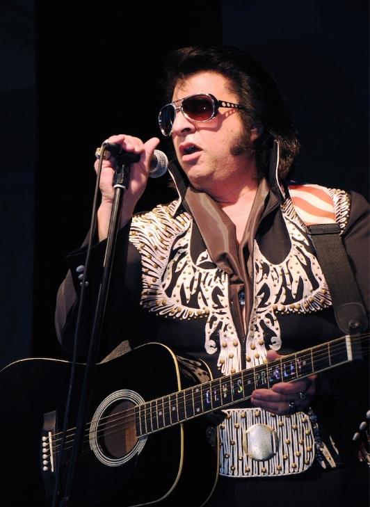 Jim Jinelli Elvis