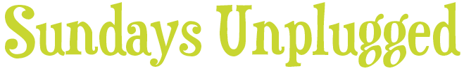 Sundays Unplugged green logo