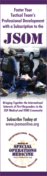 《Special Operations Medicine》:Call for Paper