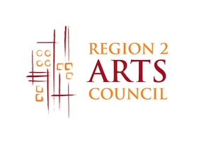Region 2 Arts Council Logo